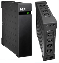 EATON UPS Ellipse ECO 1200 IEC USB, Off-line, Tower, 1200VA/750W, výstup 8x IEC C13, USB, bez ventilátoru
