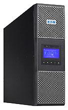 EATON UPS 9PX 11000i 3:1, HotSwap, On-line, Tower, 11kVA/10kW, svorkovnice, USB, displej, sinus, ližiny nejsou součástí