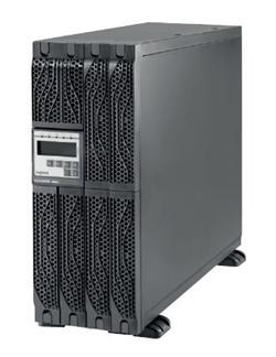 LEGRAND UPS Daker DK Plus 6000VA/6000W, On-Line, Rack(4U)/Tower, výstup 8/2x IEC C13/C19 + svorky, RS232, slot pro LAN