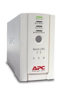 APC BACK-UPS CS 650VA USB/SERIAL 230V