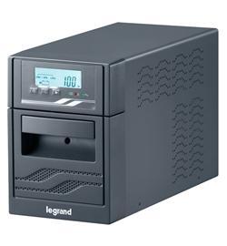 LEGRAND UPS Niky S 1000VA/600W VI, Line-interactive, Tower, výstup 6x IEC C13, USB, RS232, sinus