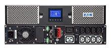 EATON UPS 9PX 3000i RT2U, On-line, Rack 2U/Tower, 3000VA/3000W, výstup 8/2x IEC C13/C19, USB, displej, sinus