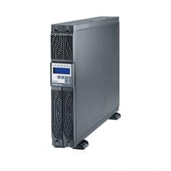 LEGRAND UPS Daker DK Plus 6000VA - Inverter bez baterií, On-Line, Rack(2U)/Tower, výstup svorky, RS232, slot pro LAN,