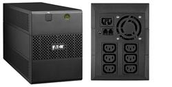 EATON UPS 5E 2000i USB, Line-interactive, Tower, 2000VA/1200W, výstup 6x IEC C13, USB