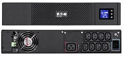 EATON UPS 5SC 2200IRT, Line-interactive, Rack 2U/Tower, 2200VA/1980W, výstup 8/1x IEC C13/C19, USB, displej, sinus