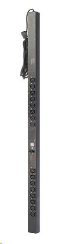 RACK PDU, SWITCHED, ZERO U, 10A, 230V, (16) C13