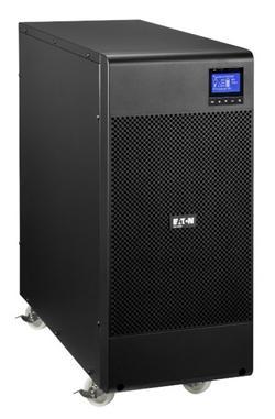 EATON UPS 9SX 6000VA, On-line, Tower, 6kVA/5,4kW, svorkovnice + výstup 8/2x IEC C13/C19, USB, displej, sinus