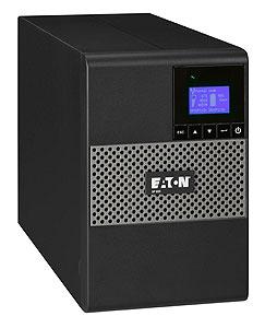 EATON UPS 5P 1150i, Line-interactive, Tower, 1150VA/770W, výstup 8x IEC C13, USB, displej, sinus