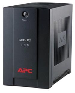 APC Back-UPS 500VA, AVR, 230V