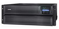 APC Smart-UPS X 3000VA Rack/Tower LCD 200-240V with Network Card