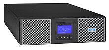 EATON UPS 9PX 5000i Netpack, On-line, Rack 3U/Tower, 5kVA/4,5kW, svorkovnice + výstup 8/2x IEC C13/C19, USB, LAN, disple