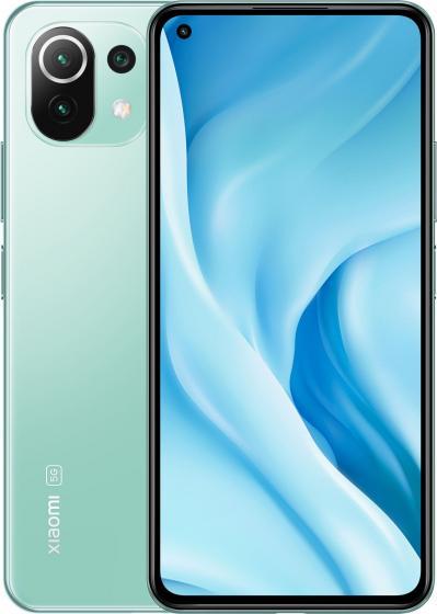 Xiaomi Mi 11 lite 5G 6/128GB green