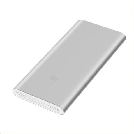 Xiaomi Mi Power Bank 2S 10000 mAh (Stříbrná)