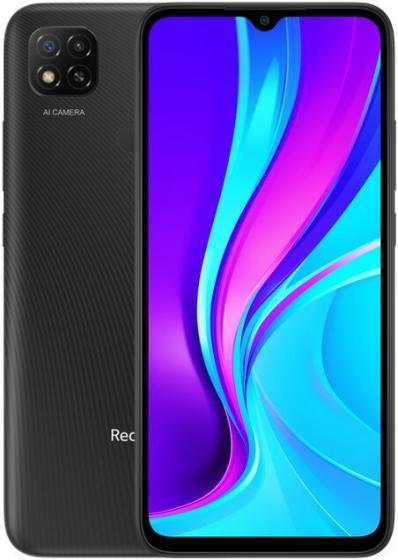 Xiaomi Redmi 9C NFC 2/32GB černá