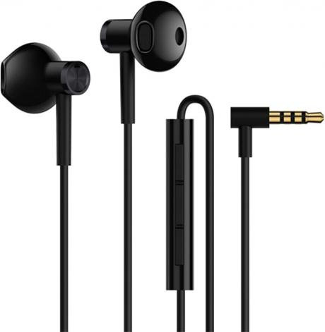Xiaomi  Mi Dual Driver Earphones (Černá)