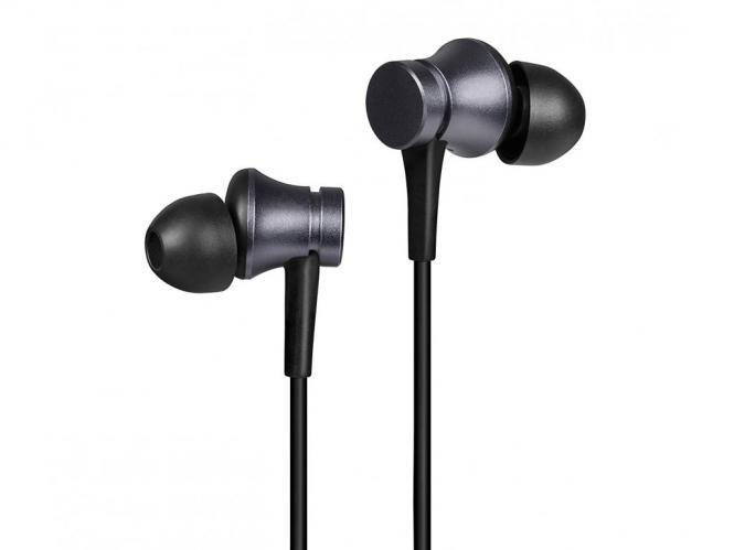 Xiaomi Mi In 3,5mm Stereo Headset Black
