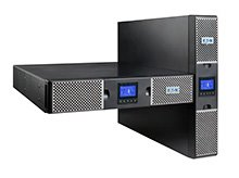 EATON UPS 9PX 2200i RT2U Netpack, On-line, Rack 2U/Tower, 2200VA/2200W, výstup 8/2x IEC C13/C19, USB, LAN, displej, sinu
