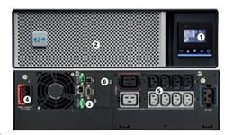EATON UPS 5PX 3000i RT3U G2, Line-interactive, Rack 3U/Tower, 3000VA/3000W, výstup 8/1x IEC C13/C19, USB