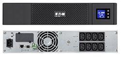 EATON UPS 5SC 1000IR, Line-interactive, Rack 2U, 1000VA/700W, výstup 8x IEC C13, USB, displej, sinus