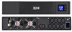EATON UPS 5SC 3000IRT, Line-interactive, Rack 2U/Tower, 3000VA/2700W, výstup 8/1x IEC C13/C19, USB, displej, sinus