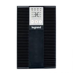 LEGRAND UPS Keor LP 1000VA/900W VFI, On-Line, Tower, výstup 3x IEC C13 + 1x FR, USB, slot pro LAN, sinus