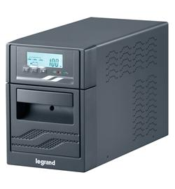 LEGRAND UPS Niky S 3000VA/1800W VI, Line-interactive, Tower, výstup 6x IEC C13, USB, RS232, sinus