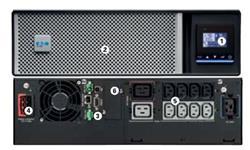EATON UPS 5PX 2200i RT3U G2, Line-interactive, Rack 3U/Tower, 2200VA/2200W, výstup 8/1x IEC C13/C19, USB
