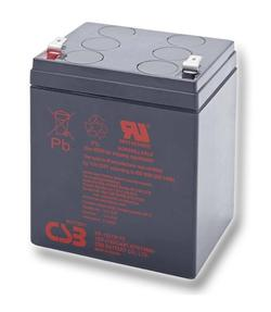 EATON Náhradní baterie CSB 12V 5Ah