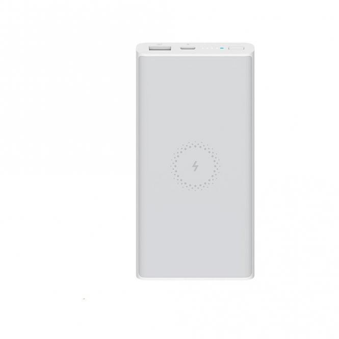 Xiaomi Mi Wireless Essential 10000mAh bílá