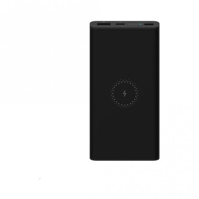 Xiaomi Mi Wireless Essential 10000mAh černá
