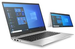 HP EliteBook x360 830 G8, i5-1135G7, 13.3 FHD/Touch/400n, UMA, 16GB, SSD 512GB, W10Pro, 3-3-0