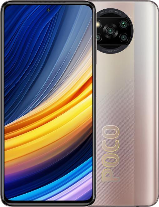 POCO X3 Pro 8/256 GB bronzová