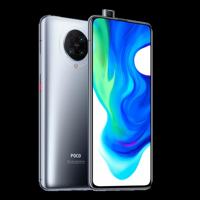 Xiaomi Poco F2 Pro 8GB/256GB šedá