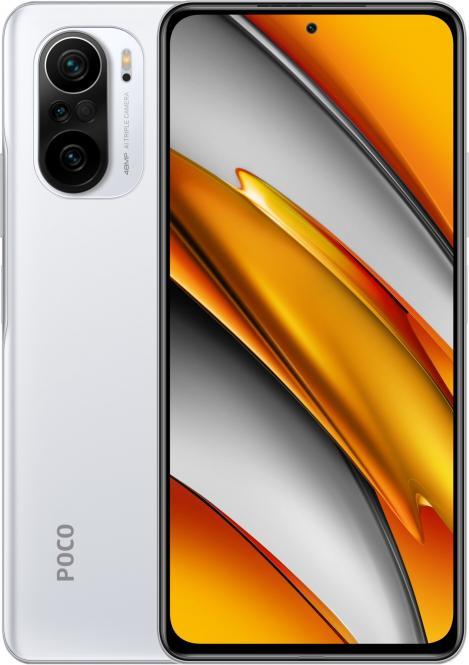 POCO F3 6/128GB bílá