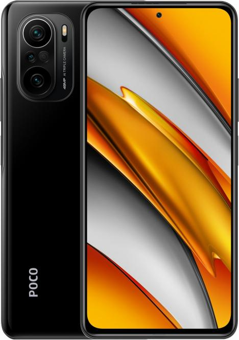 POCO F3 8/256GB černá