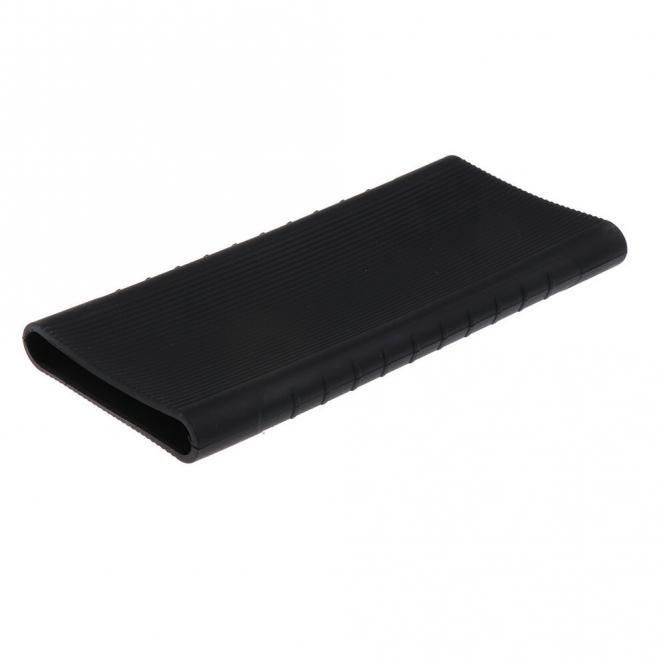 Silikonový obal pro Power Bank 20000 mAh 2C - černý